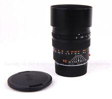 EX++ Leica Summicron M 90mm f/2 E55 black Pre E55 Lens CANADA 90/f2 #03441