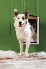 PetSafe Extreme Weather Medium Dog Door Ppa00-10985
