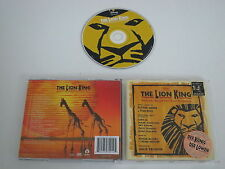 THE LION KING/ORIGINAL BROADWAY CAST RECORDING/ELTON JOHN & TIM RICE (0927434912