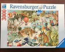 Ravensburger Oceania 3000 Pc 32X48 Inch Puzzle - Complete