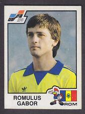 Panini - Euro 84 - # 205 Romulus Gabor - Romania