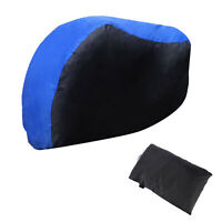 Waterproof Motorcycle Cover Motorbike Outdoor Breathable Rain Protector Blue