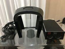Electrostatic headphones Jecklin Float