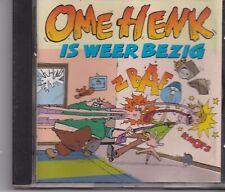 Ome Henk-Is Weer Bezig  cd album
