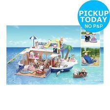 Sylvanian Families Seaside Cruiser House Boat Epc5206