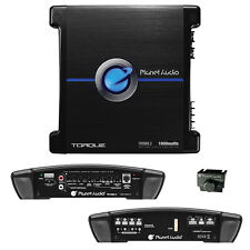 NEW 2Channel Speaker Amplifier.Compact Amp.Power.Car Stereo Audio.ATV boat.1000w