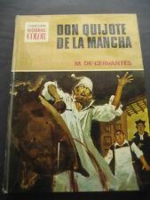 DON QUIJOTE DE LA MANCHA. ED. BRUGUERA 1972. 1ª EDICION. ILUSTR. GARCIA QUIROS