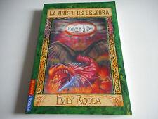 LA QUETE DE DELTORA / RETOUR A DEL - EMILY RODDA - POCKET JEUNESSE