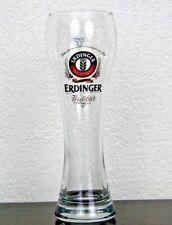 "Erdinger Weissbrau 10"" .5L Beer Glass"