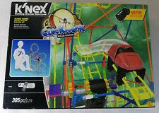 KNEX Clock Work Roller Coaster Building Set 15406 100% COMPLETE INC MOTOR