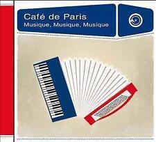 Charles Camilleri - Cafe de Paris - Musique Française - CD