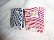 Golden Nugget Casino - Playing Cards - Las Vegas 2 Decks Sealed
