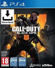 Call of Duty Black Ops 4  - COD BO IIII - English - PS4 📥