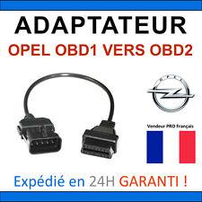 Adaptateur OBD2 vers OPEL OBD1 - DIAG Auto COM ELM327 OP