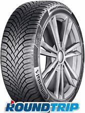 2X Continental Winter Contact TS 860 185/55 R16 87T XL, 3PMSF