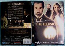 THE ILLUSIONIST -  DVD STEEL BOX N.01242