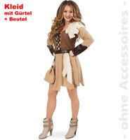 Barbarin Costume Ladies Wikingerlady Cap Winkingerin Ladies Fancy Dress