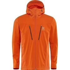 Haglöfs Hector Jacket Men cayenne Neu S Gore Windstopper Softshell Multi Skarn