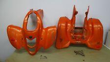 2004 Suzuki LTZ400 z400 orange fullbore fenders, plastics B57