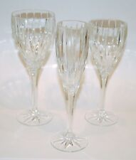 Crystal Stemware - Tiara by Mikasa - set of Wine, Champagne and Water