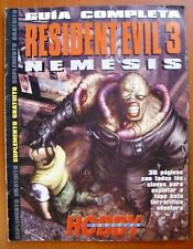 Guía completa Resident Evil 3 Nemesis (PlayStation, PC, Dreamcast, Game Cube)