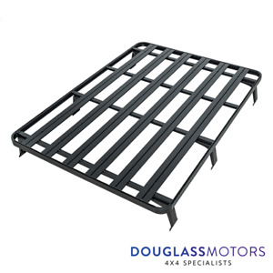 Land Rover Discovery 1 & 2 [Excl. Rails] Expedition Roof Rack Made in UK DA6529