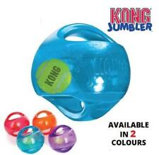 KONG Jumbler Ball - Dog Puppy Fetch Squeaky Toy ( 2 sizes: M/L & L/XL )
