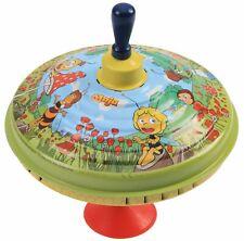 Brummkreisel Biene Maja 19cm Blech Musikkreisel Spielzeugkreisel