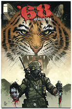'68 JUNGLE JIM #2 B, NM,1st Print, Zombie, Walking Dead, Vietnam War,2013,Horror