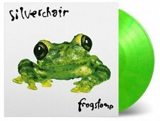 SILVERCHAIR - Frogstomp Ltd Import 180G 2LP COLORED VINYL + D ETCH Gatefold New!