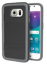 Étuis, housses et coques noirs Samsung Galaxy S6 edge pour téléphone mobile et assistant personnel (PDA)