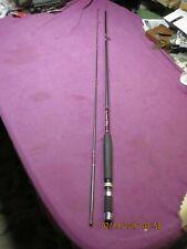 Vintage Kmart Sportfisher 8 ft Graphite Fly Rod Aftma 6,7 Weight Korea