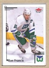 Ron Francis 59 2012-13 Fleer Retro