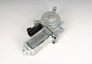 Power Window Motor Front-Left/Right GM Parts 22702140