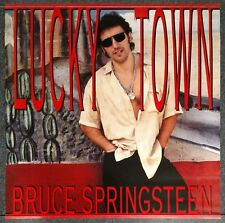 Bruce Springsteen Lucky Town 1992 PROMO POSTER