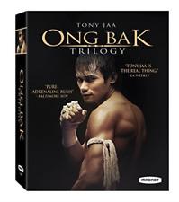 Ong Bak Trilogy 0876964007009 With Petchtai Wongkamlao Blu-ray Region a