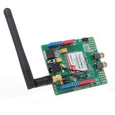 Geeetech SIM900 GPRS GSM SIMCOM Quad-Band Shield Development Board for Arduino