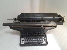 Large Format Underwood Type Writer, rare, one of the kind.