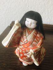 """""""Vintage kimekomi  Japanese doll"""""""