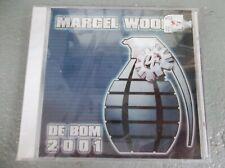 NEW De Bom 2001 Tom Tom [Single] by Marcel Woods (CD, Diesel Groove Records.
