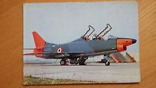 Cartolina Postcard AEREI MILITARI FIAT G 91 T Non viaggiata Primi anni '60
