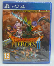 DRAGON QUEST HEROES II 2 EXPLORER EDITION PS4 SONY PAL NUOVO SIGILLATO NEW UK