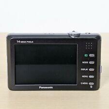 """Panasonic Lumix DMC-FP3 Ultracompact Slim Digital Camera 14.5 MP 3.0"""" LCD"""