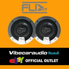 """Fli Integrator FI5 5.25"""" 13cm 180 Watts 3 Way Triaxial Front Rear Door Speakers"""