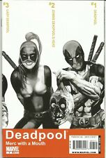 Deadpool Merc with a Mouth #7 2010 Marvel Comics Key 1st Lady Deadpool NM-