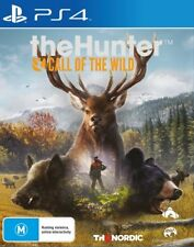 theHunter: Call of the Wild (PlayStation 4, 2017)