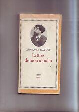 nouveaux classiques illustrés - lettres de mon moulin - daudet -
