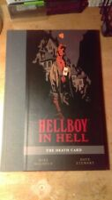 Hellboy In Hell: The Death Card - 2016 SDCC Exclusive Oversized Hardcover