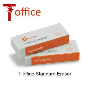 Eraser Paper Sleeved 60x21x12mm T Office