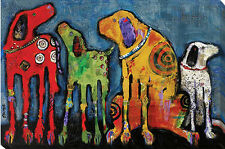 Best Friends by Jenny Foster Oversize Gallery-Wrapped Canvas Giclee Art